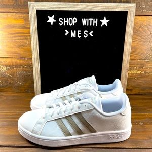 ADIDAS GRAND COURT WOMEN SHOES